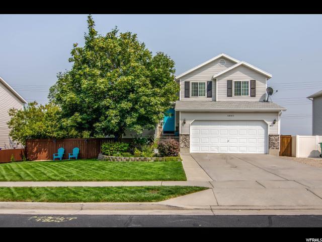 6845 S Jackling Way W, West Jordan, UT 84081 (#1611579) :: Bustos Real Estate   Keller Williams Utah Realtors