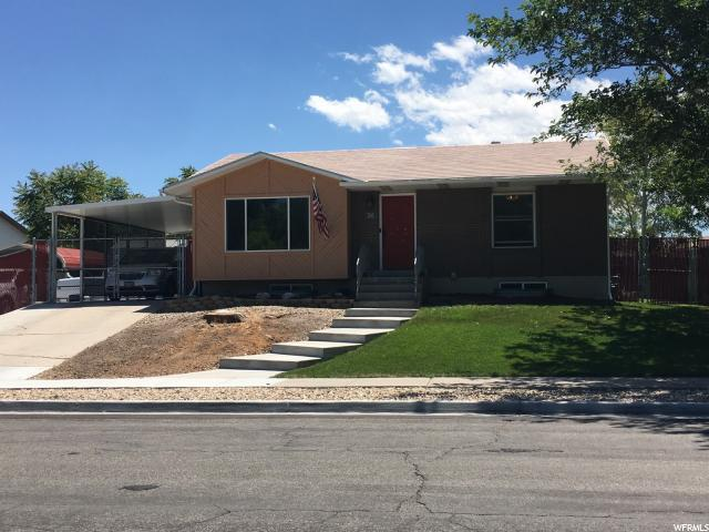 5169 W Early Duke Dr, West Valley City, UT 84120 (#1611593) :: RE/MAX Equity