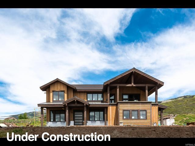 1308 Dovetail Ct, Kamas, UT 84036 (MLS #1611594) :: High Country Properties