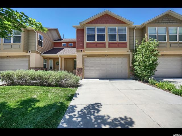 979 W Willow Green Way, Farmington, UT 84025 (#1611598) :: RE/MAX Equity