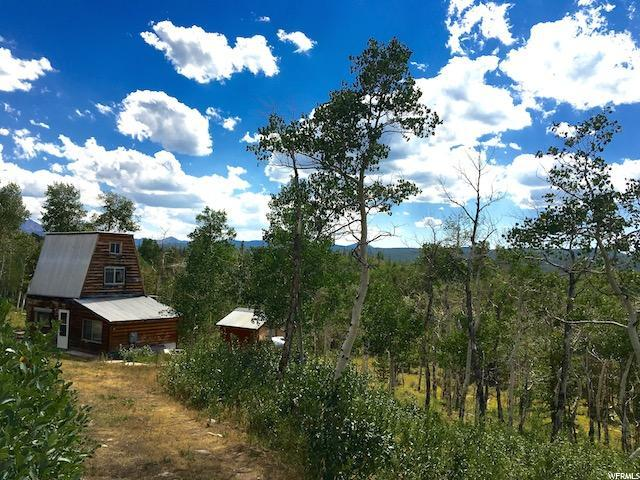 5328 Crest Hill Dr, Kamas, UT 84036 (MLS #1611600) :: High Country Properties