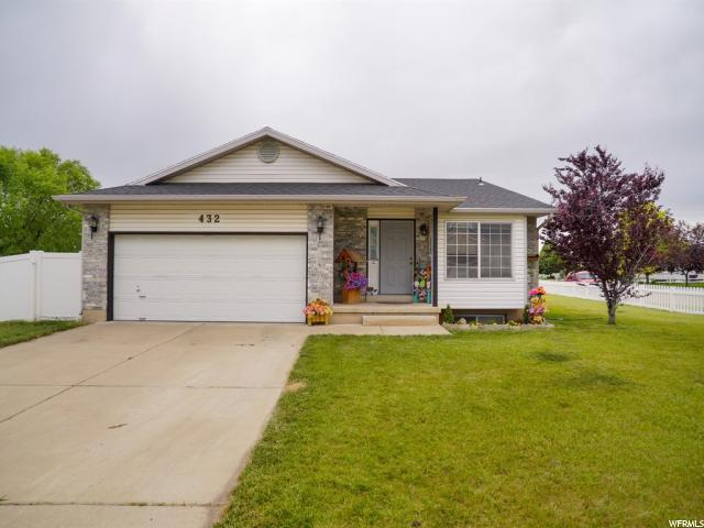 432 N 500 W, Clearfield, UT 84015 (#1611612) :: RE/MAX Equity