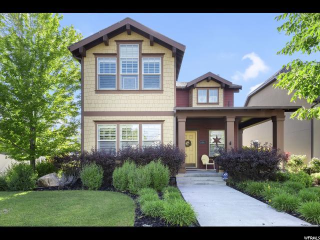 11047 S Manitou Way, South Jordan, UT 84095 (#1611613) :: Bustos Real Estate   Keller Williams Utah Realtors