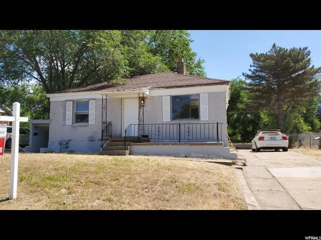 161 Ross, Clearfield, UT 84015 (#1611615) :: RE/MAX Equity