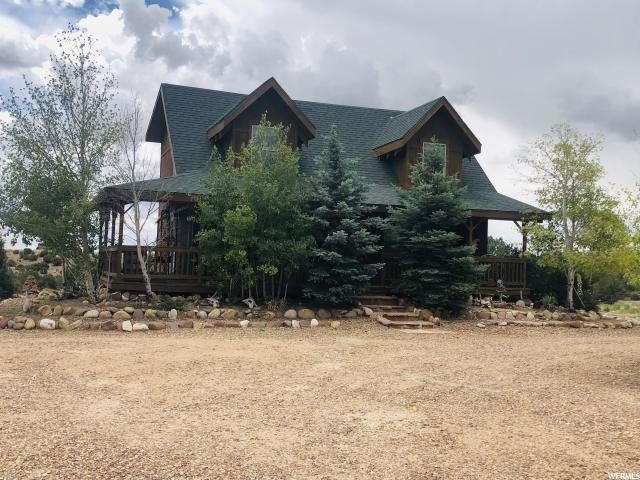 9431 S Big Buck Run Rd, Duchesne, UT 84021 (#1611624) :: Colemere Realty Associates