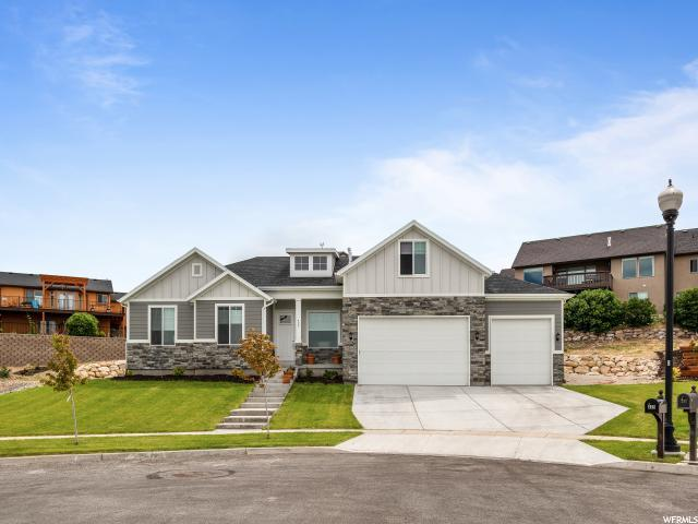 409 W Cahill Ave S, Saratoga Springs, UT 84045 (#1611634) :: RE/MAX Equity