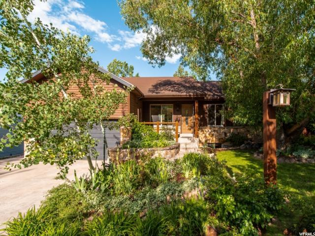 3966 Last Run Dr, Park City, UT 84098 (MLS #1611640) :: High Country Properties