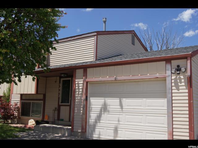 5482 W Lilac Ave S, West Jordan, UT 84081 (#1611666) :: Bustos Real Estate   Keller Williams Utah Realtors