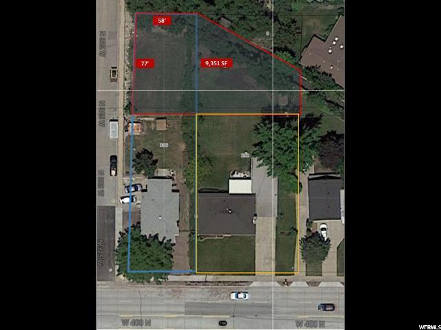 507 N 325 W, Bountiful, UT 84010 (#1611667) :: Bustos Real Estate | Keller Williams Utah Realtors