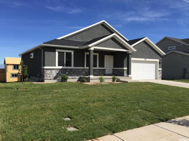 1078 S Red Barn View Dr E, Santaquin, UT 84655 (#1611676) :: Bustos Real Estate | Keller Williams Utah Realtors