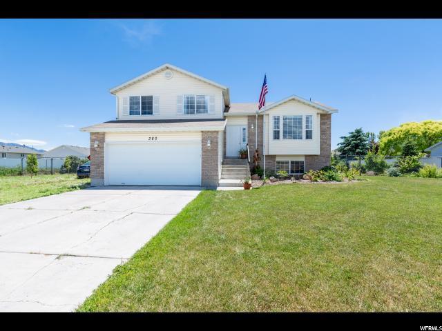380 E Riverview Dr S, Garland, UT 84312 (#1611706) :: Bustos Real Estate   Keller Williams Utah Realtors