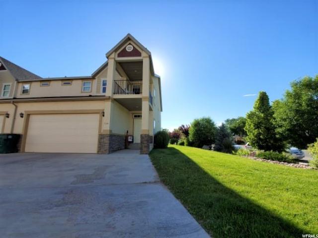 514 S 350 E, Vernal, UT 84078 (#1611708) :: Bustos Real Estate   Keller Williams Utah Realtors
