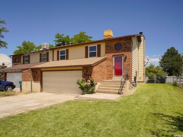 3684 W 4625 S, Roy, UT 84067 (#1611748) :: Bustos Real Estate | Keller Williams Utah Realtors