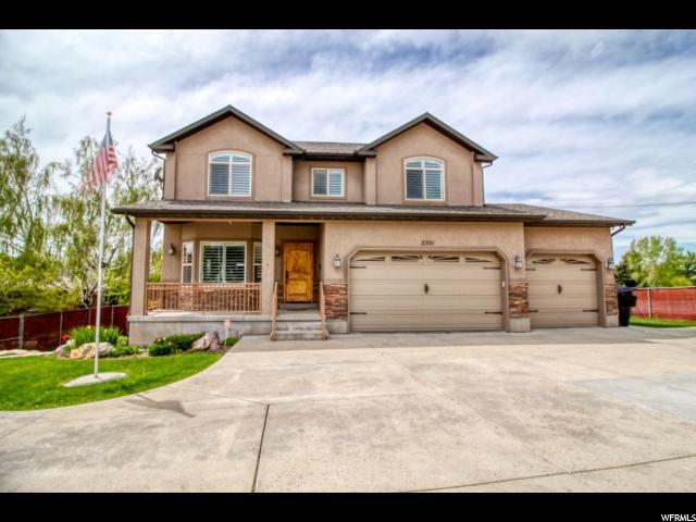 2391 E Lambourne Ave S, Salt Lake City, UT 84109 (#1611761) :: Colemere Realty Associates