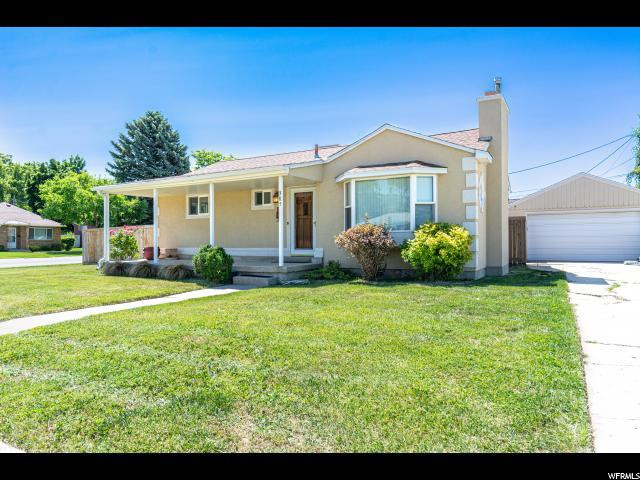 387 W Center St N, Bountiful, UT 84010 (#1611787) :: Colemere Realty Associates