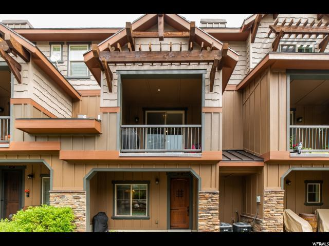 865 W Carving Edge Ct, Kamas, UT 84036 (#1611806) :: Colemere Realty Associates