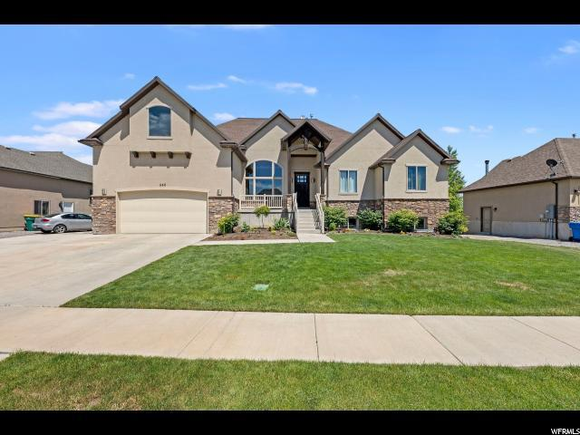 540 N Willow Ave, Lehi, UT 84043 (#1611820) :: RE/MAX Equity