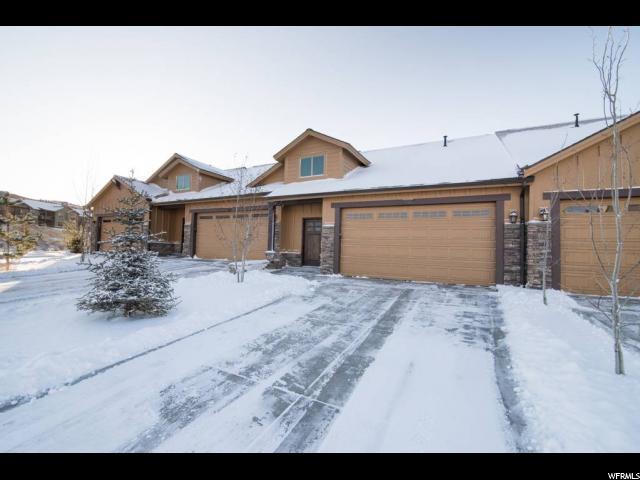 1115 W Wintercress Trl, Heber City, UT 84032 (MLS #1611845) :: High Country Properties