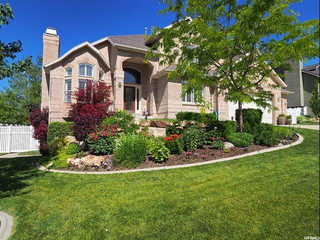 7914 S Majestic Ridge Dr, Cottonwood Heights, UT 84121 (MLS #1611905) :: Lawson Real Estate Team - Engel & Völkers