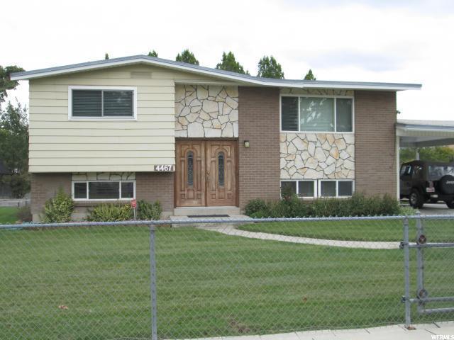 4467 S Jarrah St W, Taylorsville, UT 84123 (#1611926) :: RE/MAX Equity