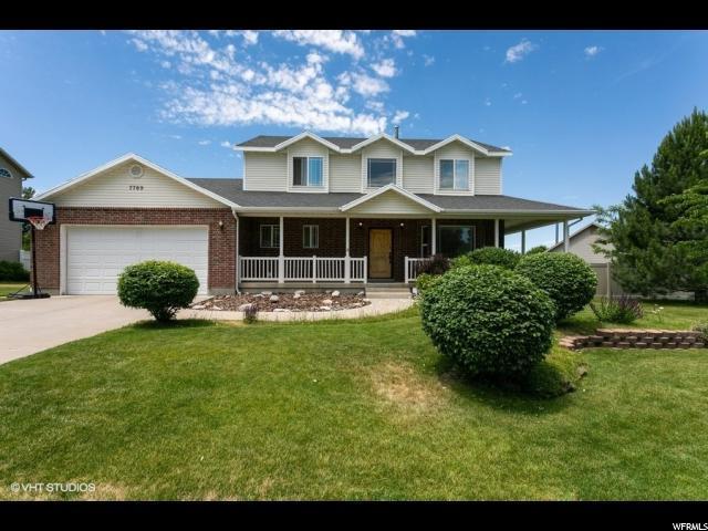 7769 S 2300 E, South Weber, UT 84405 (#1611936) :: Bustos Real Estate | Keller Williams Utah Realtors