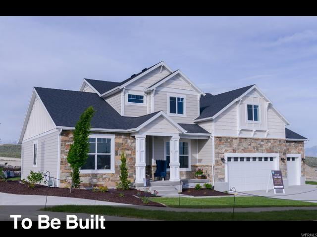 3314 N Summer Fallow Dr #110, Eagle Mountain, UT 84005 (#1611947) :: RE/MAX Equity