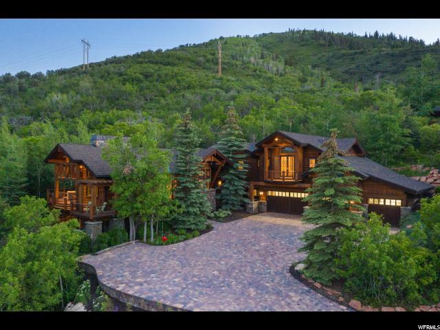 2145 Bear Hollow Dr, Park City, UT 84098 (MLS #1611952) :: High Country Properties