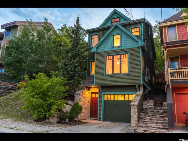 459 Woodside Ave #11, Park City, UT 84060 (#1611965) :: Colemere Realty Associates