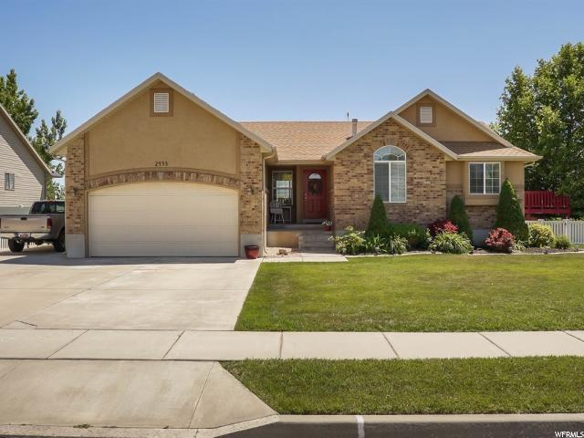 2453 W Remuda Dr, Farr West, UT 84404 (#1611975) :: Red Sign Team