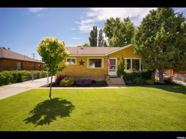 3357 S Fowler Ave, Ogden, UT 84403 (#1611984) :: Red Sign Team
