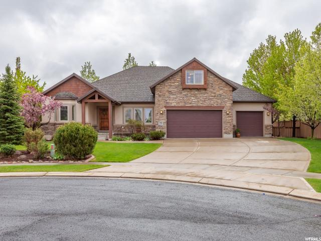 795 S Shadow Rock Ct E, Heber City, UT 84032 (#1611993) :: Colemere Realty Associates