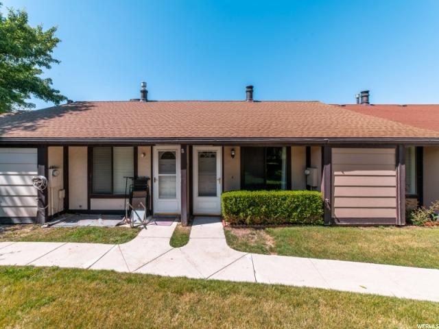 2613 W Greyhackle Ln, Taylorsville, UT 84129 (#1612045) :: Red Sign Team