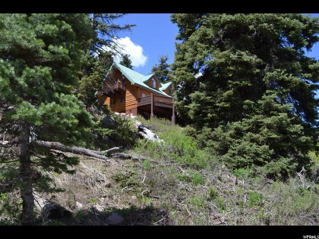 1195 W Deep Forest Road Rd. #153, Wanship, UT 84017 (#1612066) :: The Canovo Group