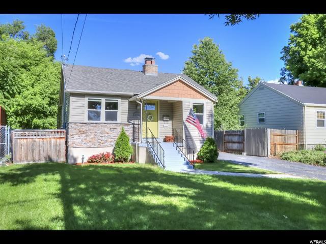 2493 S 800 E, Salt Lake City, UT 84106 (MLS #1612068) :: Lawson Real Estate Team - Engel & Völkers