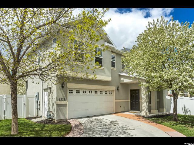 6778 W Tupelo Ln S, West Jordan, UT 84088 (#1612105) :: Bustos Real Estate   Keller Williams Utah Realtors