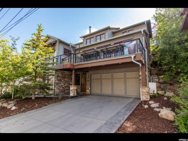 240 Swede Aly, Park City, UT 84060 (#1612118) :: Colemere Realty Associates