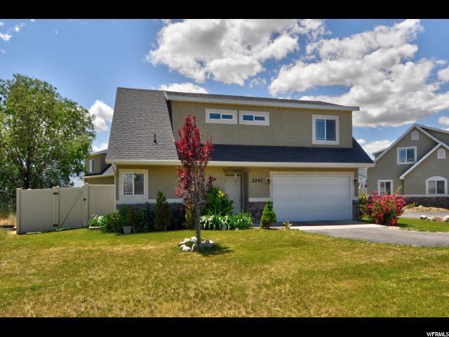 2242 N Harvest Moon Dr, Saratoga Springs, UT 84045 (MLS #1612144) :: Lawson Real Estate Team - Engel & Völkers
