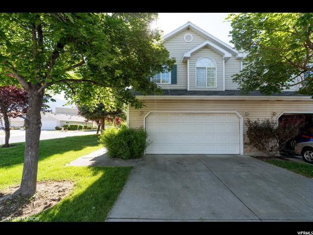 205 S Parkside Ct W, Provo, UT 84601 (#1612192) :: Colemere Realty Associates