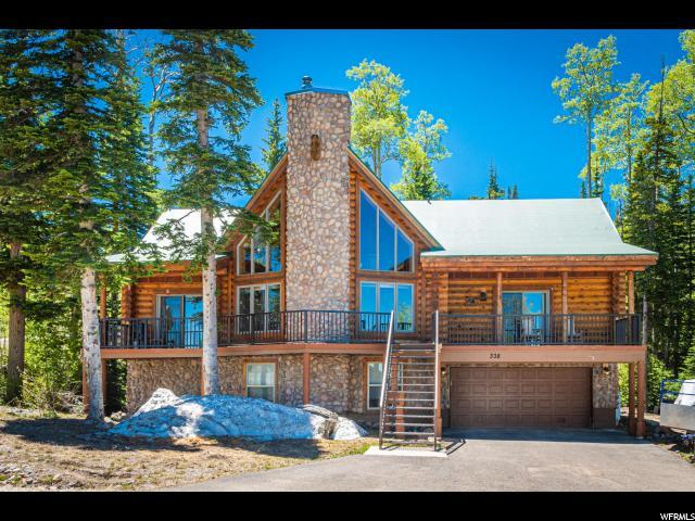338 W Ridge View St, Brian Head, UT 84719 (#1612200) :: Colemere Realty Associates