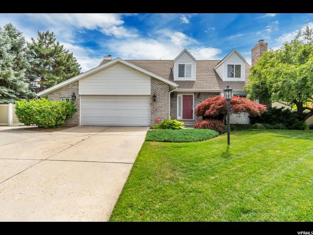 2350 E Newcastle Dr S, Sandy, UT 84093 (#1612208) :: Von Perry   iPro Realty Network