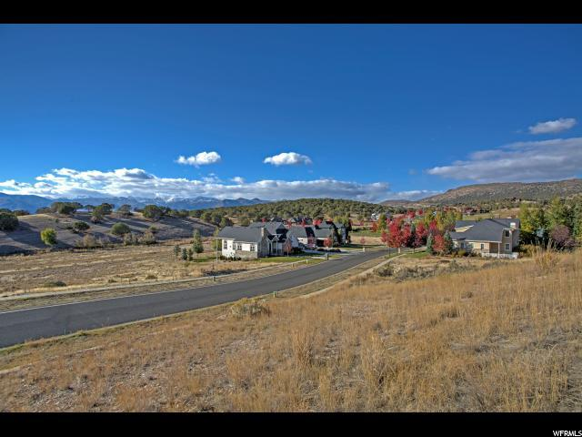 427 S Lindsay Springs Rd, Heber City, UT 84032 (#1612237) :: Colemere Realty Associates