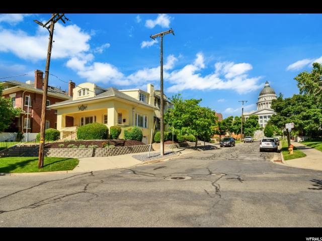 354 N Main St. W, Salt Lake City, UT 84111 (#1612277) :: Colemere Realty Associates