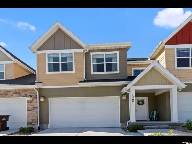 1597 W Beamon St, West Jordan, UT 84084 (MLS #1612322) :: Lawson Real Estate Team - Engel & Völkers