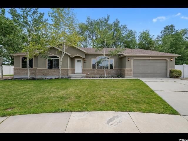8629 Brit Cir, Midvale, UT 84047 (#1612323) :: Von Perry   iPro Realty Network