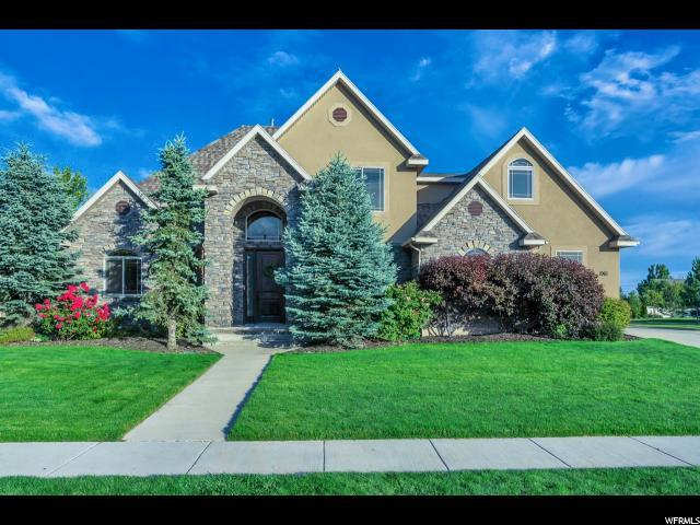 1961 W Old Fort Rd, Farmington, UT 84025 (#1612330) :: Von Perry | iPro Realty Network