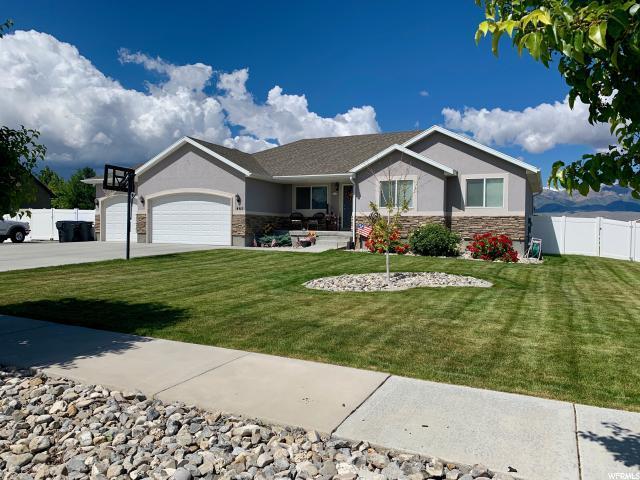 468 S Saddle Rd E, Grantsville, UT 84029 (#1612336) :: Bustos Real Estate | Keller Williams Utah Realtors