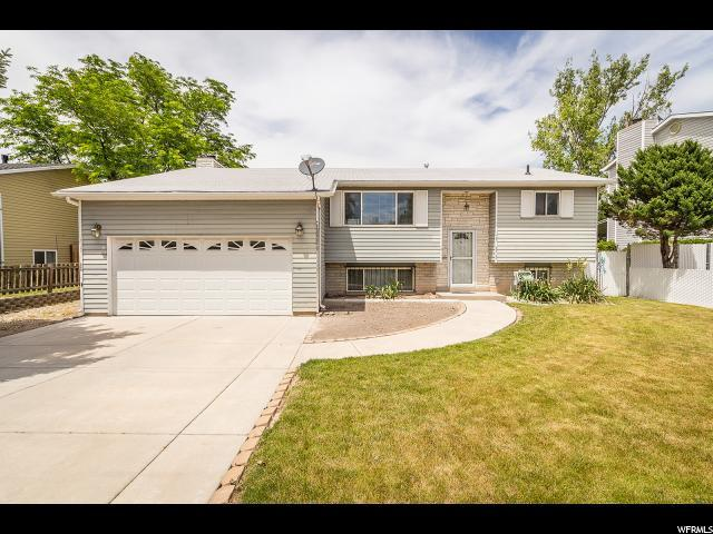 4694 W Harbor St S, West Valley City, UT 84120 (#1612344) :: Von Perry | iPro Realty Network