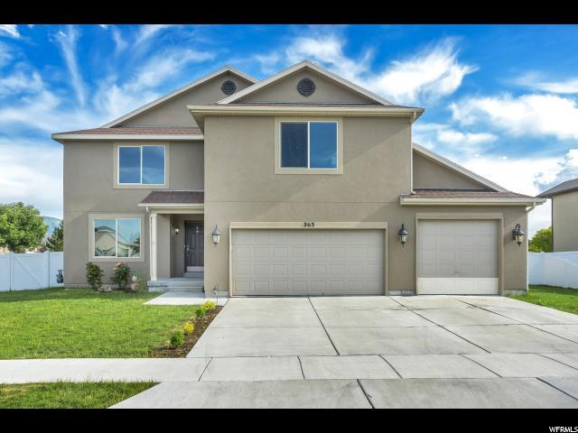 363 W Lakeside Dr N, Stansbury Park, UT 84074 (#1612350) :: Von Perry | iPro Realty Network