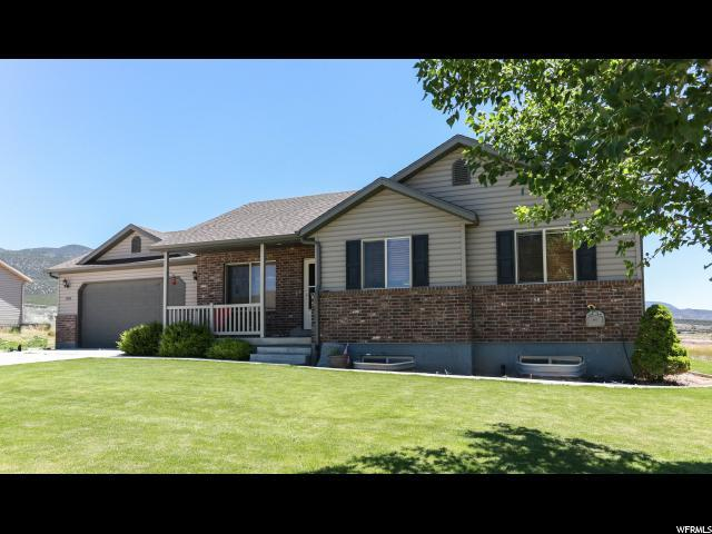 2026 E Saddleback View Dr, Enoch, UT 84721 (#1612364) :: Colemere Realty Associates