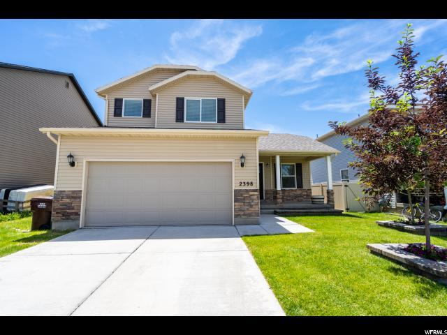 2398 E Hitching Post Dr, Eagle Mountain, UT 84005 (#1612366) :: Action Team Realty